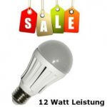 Neu bei LEDLager: E27 optimaler Ersatz für 75-Watt-Birnen