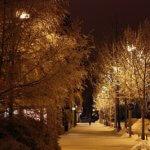 Immer mehr Gemeinden setzen auf LED Straßenbeleuchtung