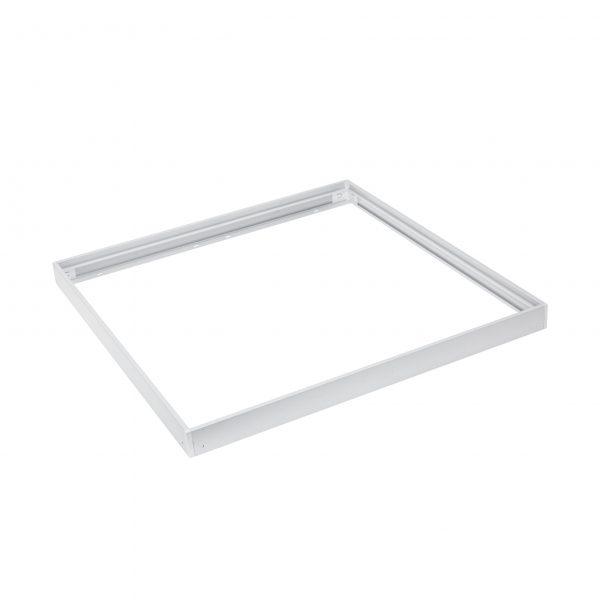 Aufbaurahmen für LED Panel 60x60cm Wand & Deckenmontage