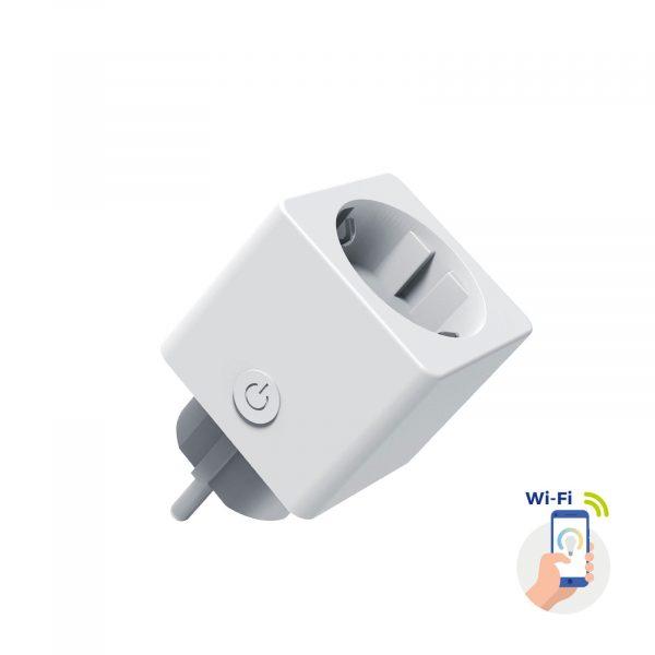 Spectrum® Smart Home, Steckdose Euro für WLAN Steuerung