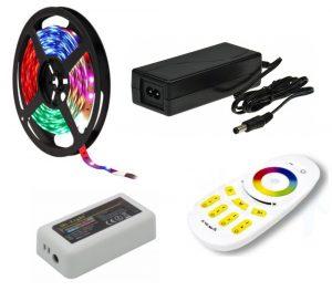 RGB LED Set Funk