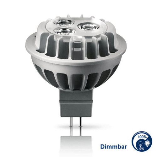 6,5 Watt Philips LED MR16 GU5.3 dimmbar