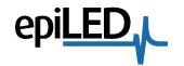 EPI LED Verteilerkabel 12V Splitter Y-Kabel