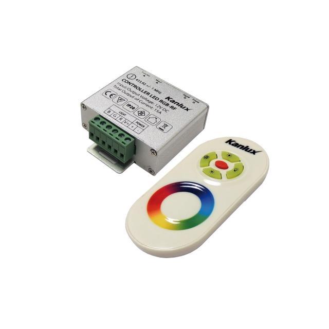 Funk RGB Controller mit Touch Fernbedienung