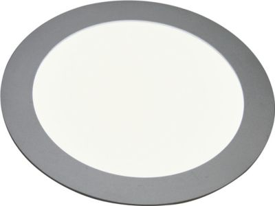 LED Panel rund IP44 12 Watt 580 Lumen