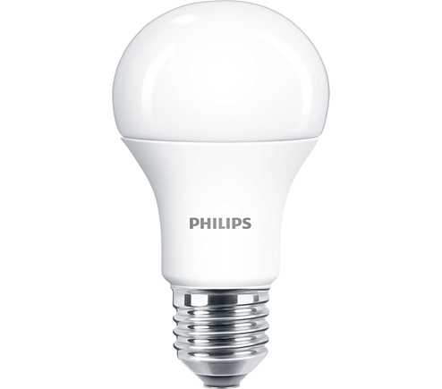 Philips CorePro LED dimmbar E27 A60 11W warmweiß