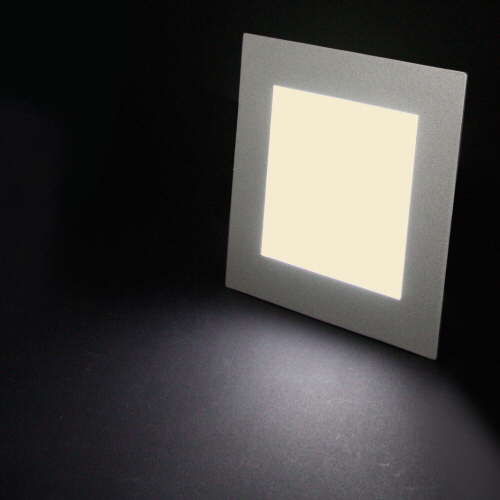 LED Panel dimmbar, warmweiss
