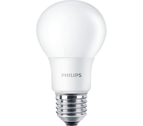 8 Watt E27 A60LED Birne Philips®