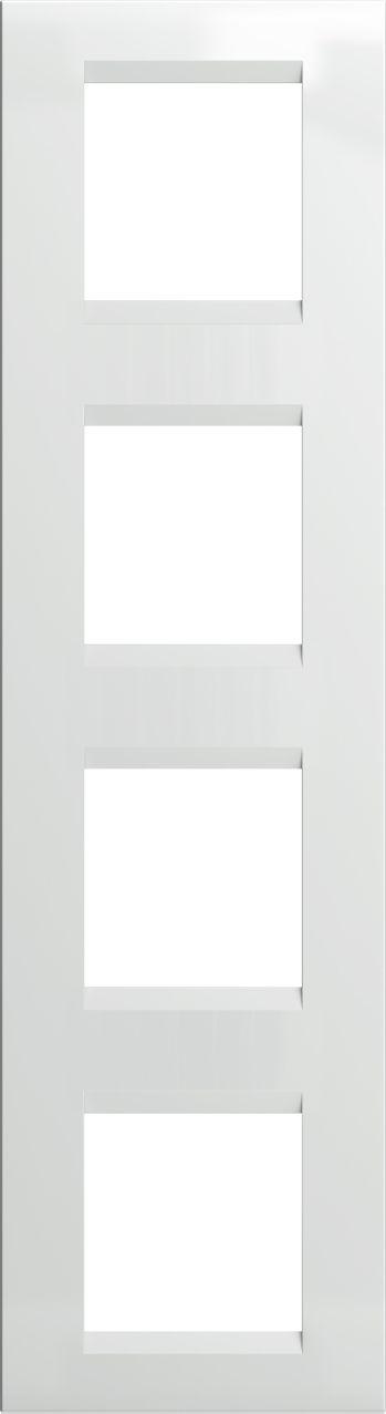 4 fach Rahmen für TEM Modul Serie