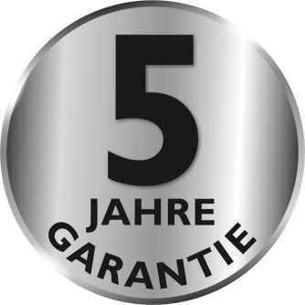 5 Jahre Garantie auf LED Röhren