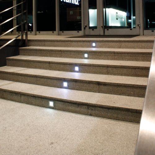 LED Einbaustrahler Treppenbeleuchtung