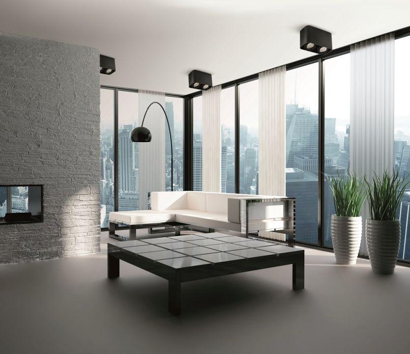 Einrichtung LED Deckenleuchte einflammig Toleo
