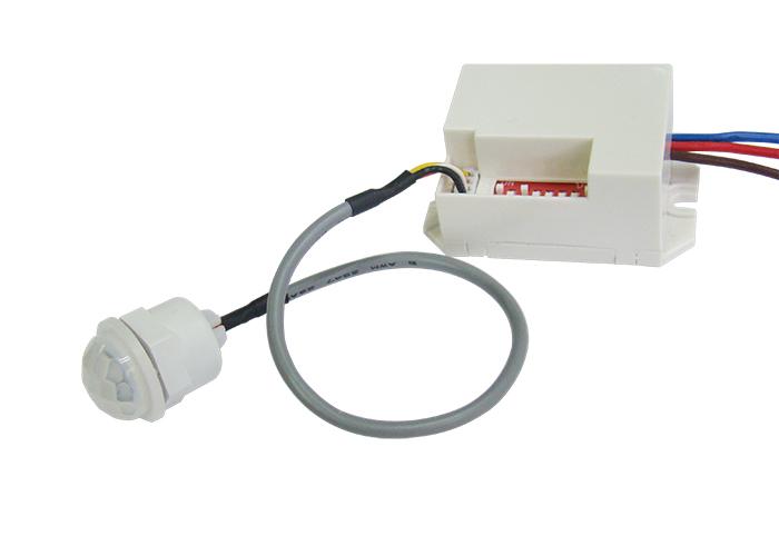 Mini Bewegungsmelder Sensor 230V für LED