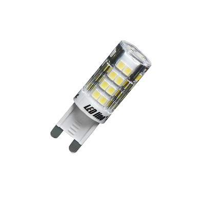 G9 LED 4W klein, mini, kompakt