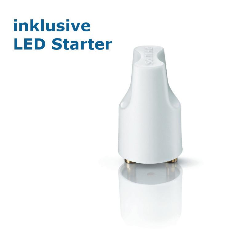 LED Röhre für Tandemschaltung mit Starter
