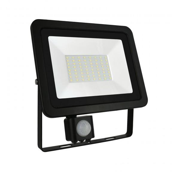 50W LED Fluter mit Bewegungsmelder neutralweiß