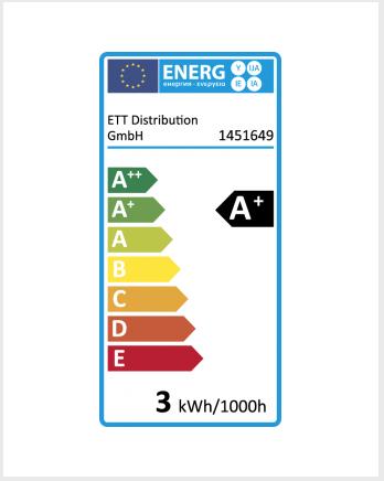 Energieklasse G9 LED
