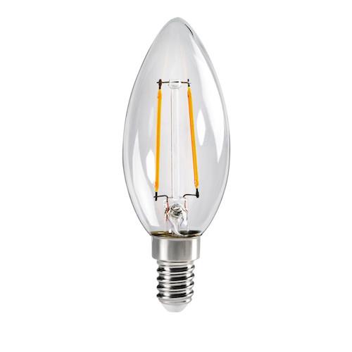 E14 Filament LED 2W 2700K