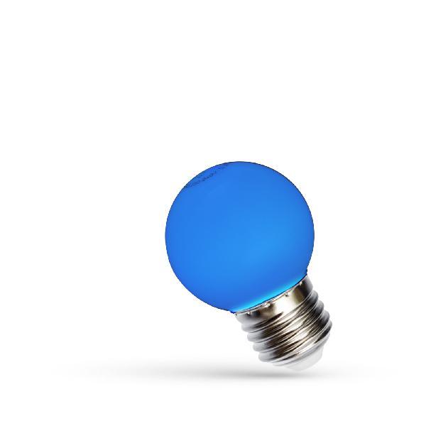 1W LED Birne E27 blau
