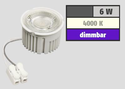 Dimmbares LED Modul GU10 / MR16