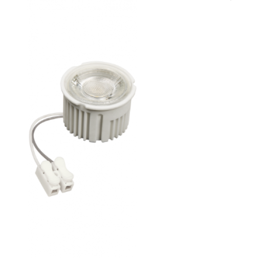 Flaches LED COB Modul 6W 400 Lumen warmweiss dimmbar