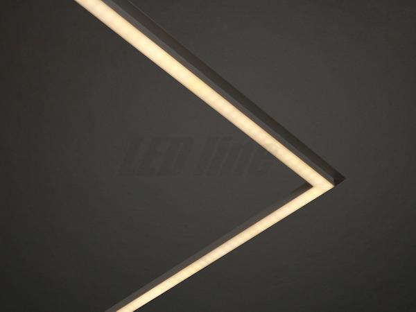 LED Panel 614x614mm
