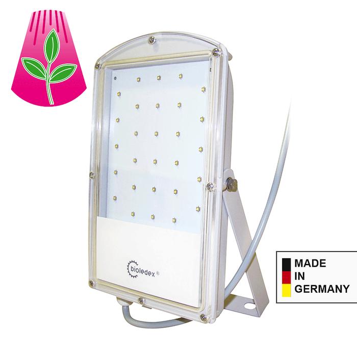 Pflanzenlampe Vollspektrum mit erhöhtem Blauanteil 30W - Made in Germany
