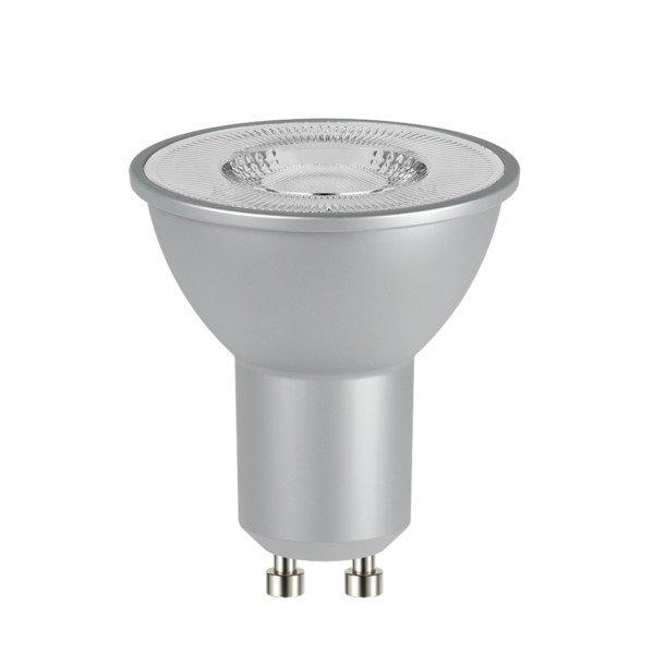 Helle 7,5W LED GU10 dimmbar 120° Kanlux IQ GU10 LED