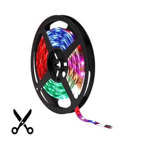 sehr helles RGB LED Band, Streifen doppelte Anzahl