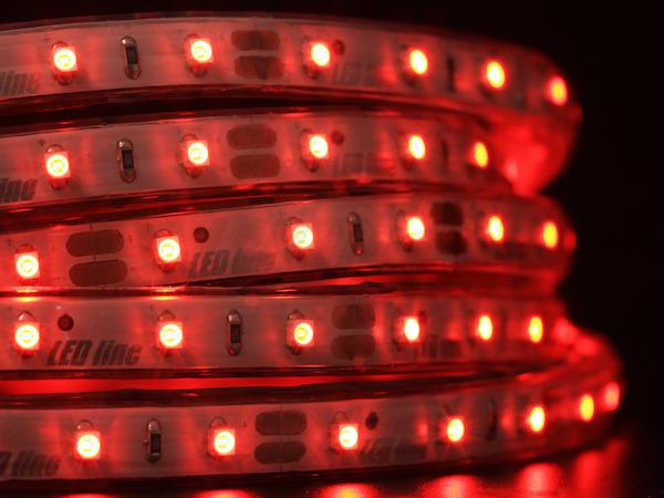 LED Stripe Rot IP65