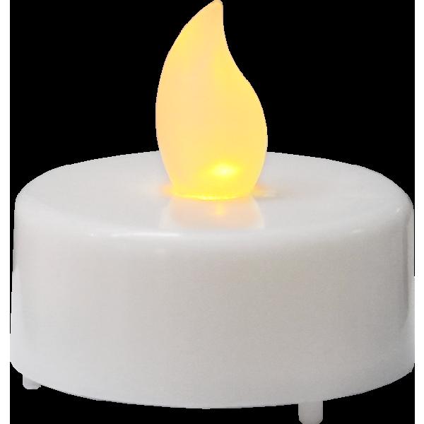 LED Teelicht / LED Kerzen 4er Set