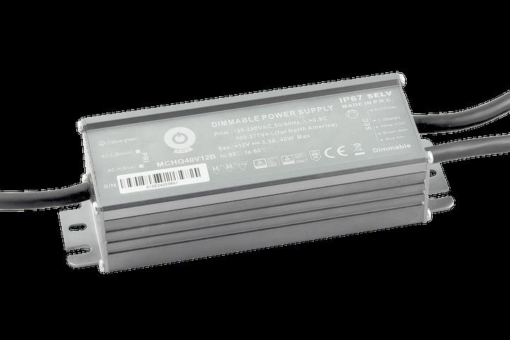 LED Trafo dimmbar 40 Watt IP67