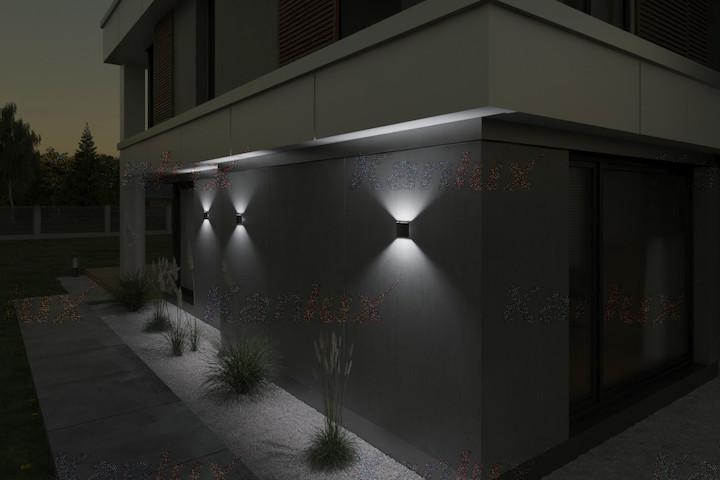 Inspiration LED Wandlampe 300 Lumen