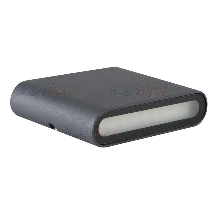LED Wandleuchte IP54 für Innen & Außen