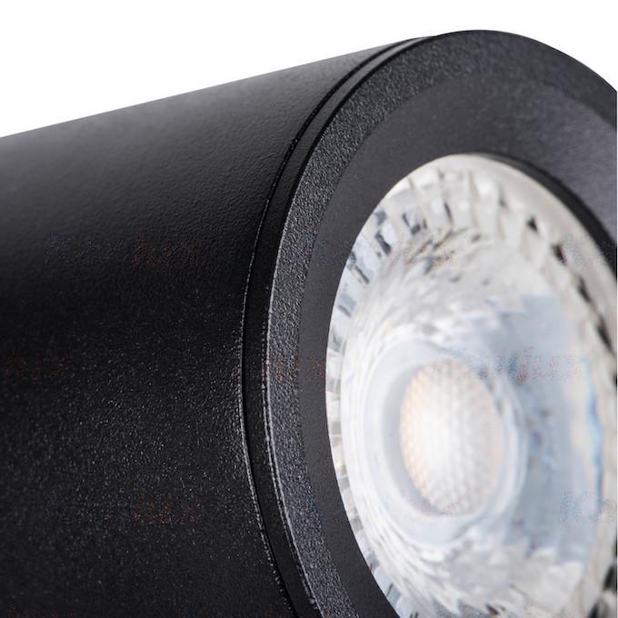 Deckenleuchte LED GU10 schwarz mit Richtungseinstellung