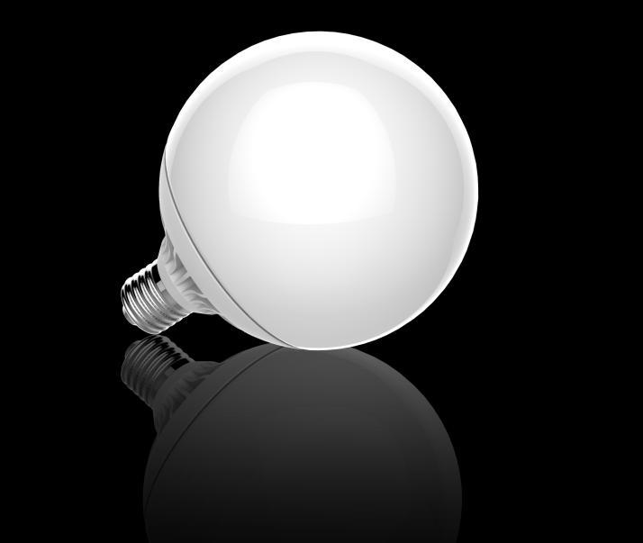 Globe G95 E27 LED Birne