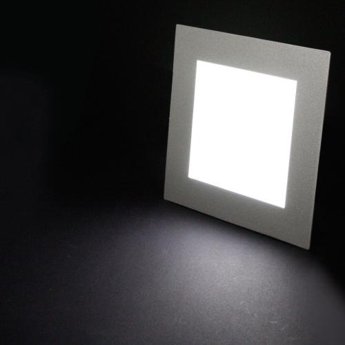 LED Panel quadratisch 11W tageslichtweiss