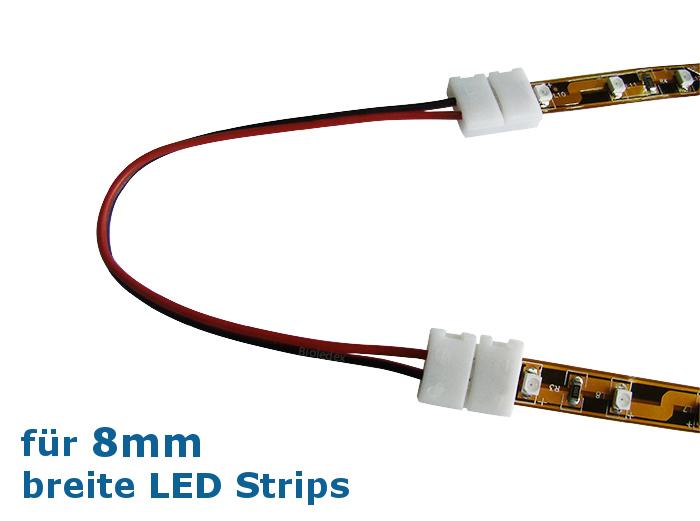 LED Stripe Verbinderkabel