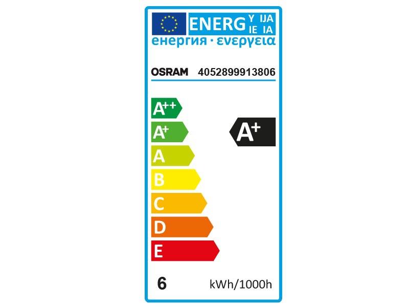 E27 LED 6W dimmbar E27 230V Osram Parathom