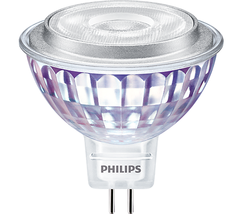 Philips Master MR16 7W = 50W 621 Lumen 2700K