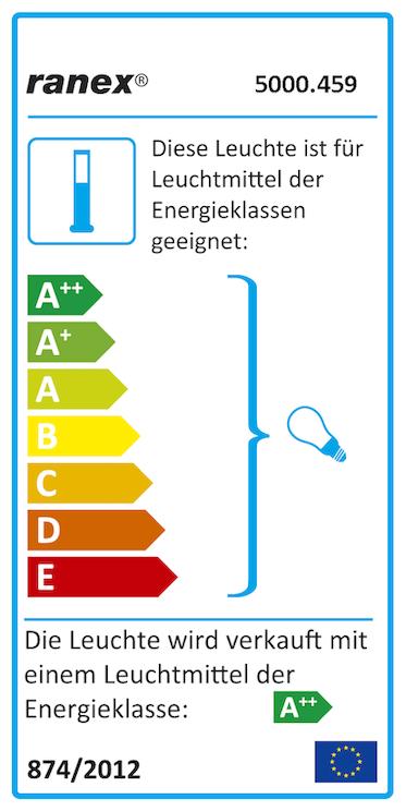 3 Watt LED Bodeneinbaustrahler warmweiss