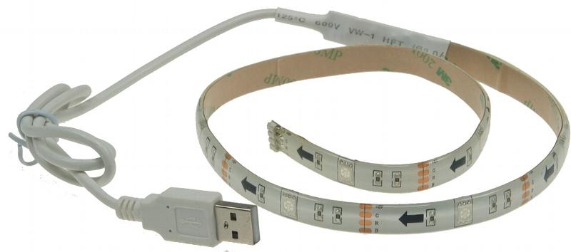 RGB Stripe für USB Anschluss