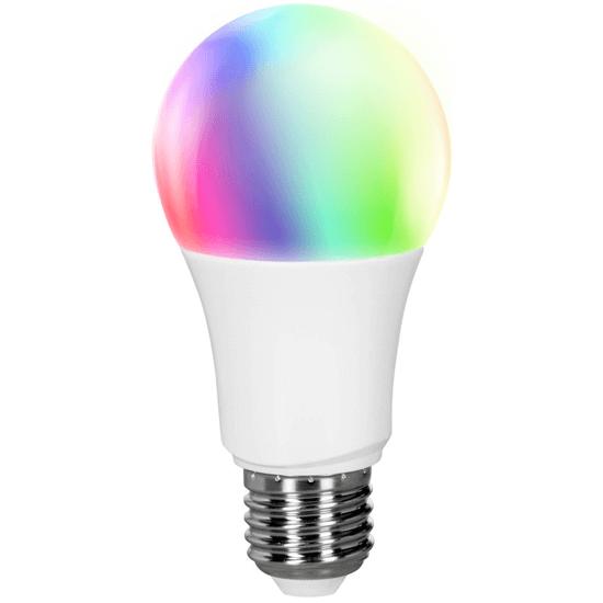 Smart Home RGBW E27 LED Glühbirnen mit Fernbedienung