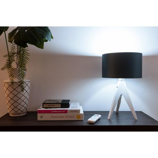 Smart Home LED E27 Lichtfarbe kaltweiß / tageslichtweiß