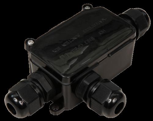Verteilerbox 3-Fach T-Stück IP65