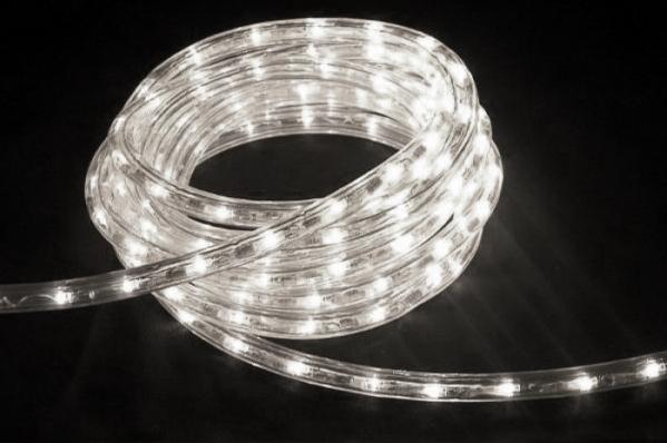 LED Lichtschlauch kaltweiß UV beständig