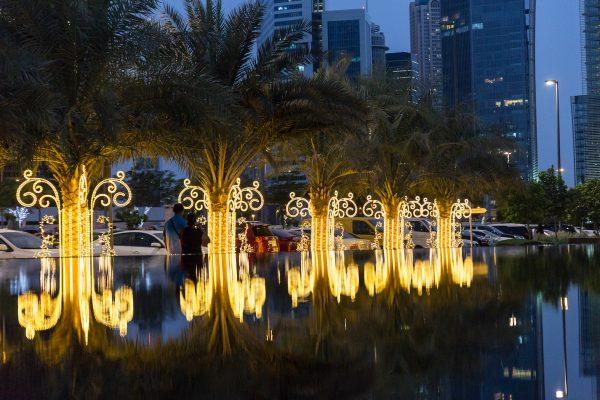LED Lichtschlauch UV-beständig Dubai