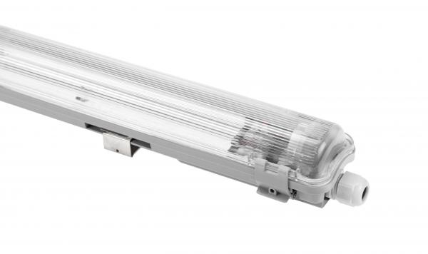 Wannenleuchte Feuchtraumleuchte 1-Fach LED