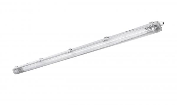 Wannenleuchte 1-Fach LED Feuchtraumleuchte